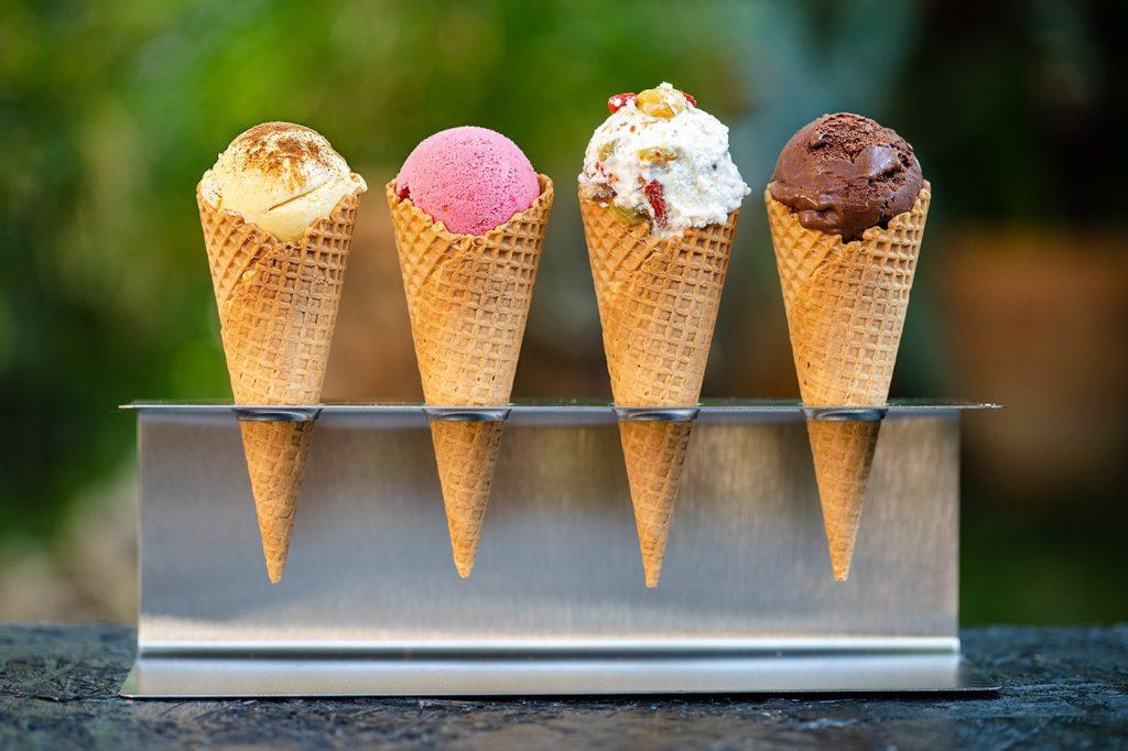Înghețată de casă - Parfait & Sorbet