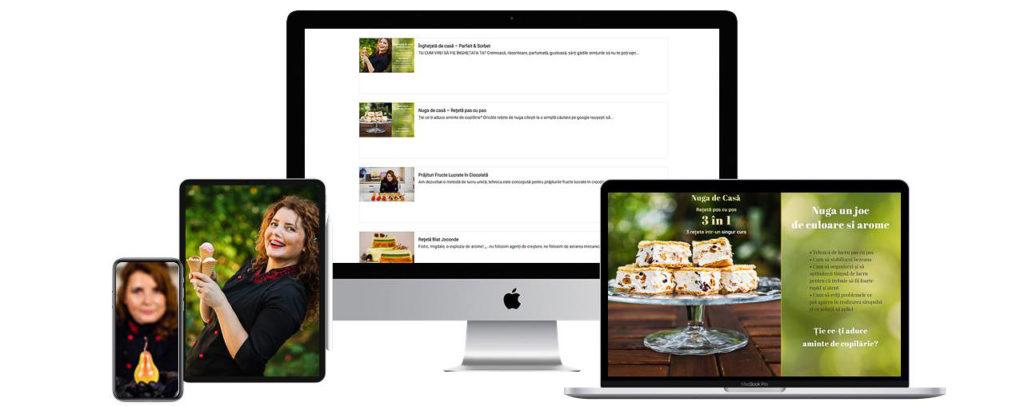 Cursuri Cofetarie Online